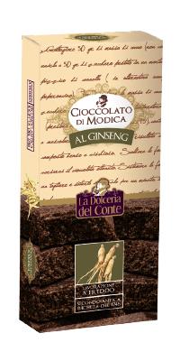 Cioccolato ginseng