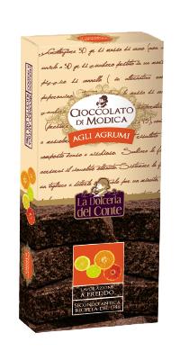 Cioccolato agrumi